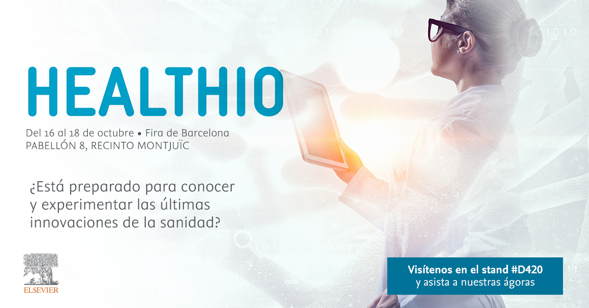 HealthIO, vive el futuro de la sanidad en primera persona