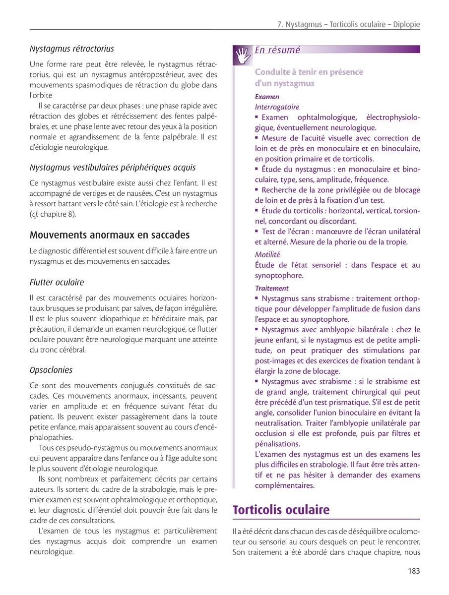 La 4e édition du Manuel de strabologie paraîtra le 9 mai_7