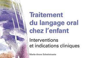 La critique de l'ouvrage Traitement du langage oral chez l'enfant par Françoise Estienne
