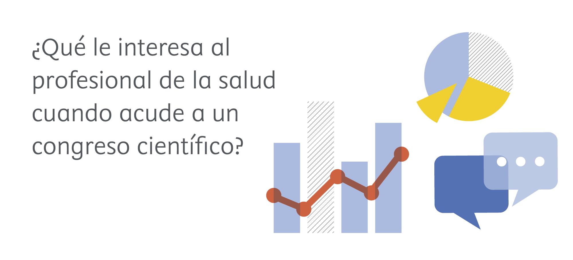 Motivaciones e intereses del profesional de la salud que acude un congreso de científico