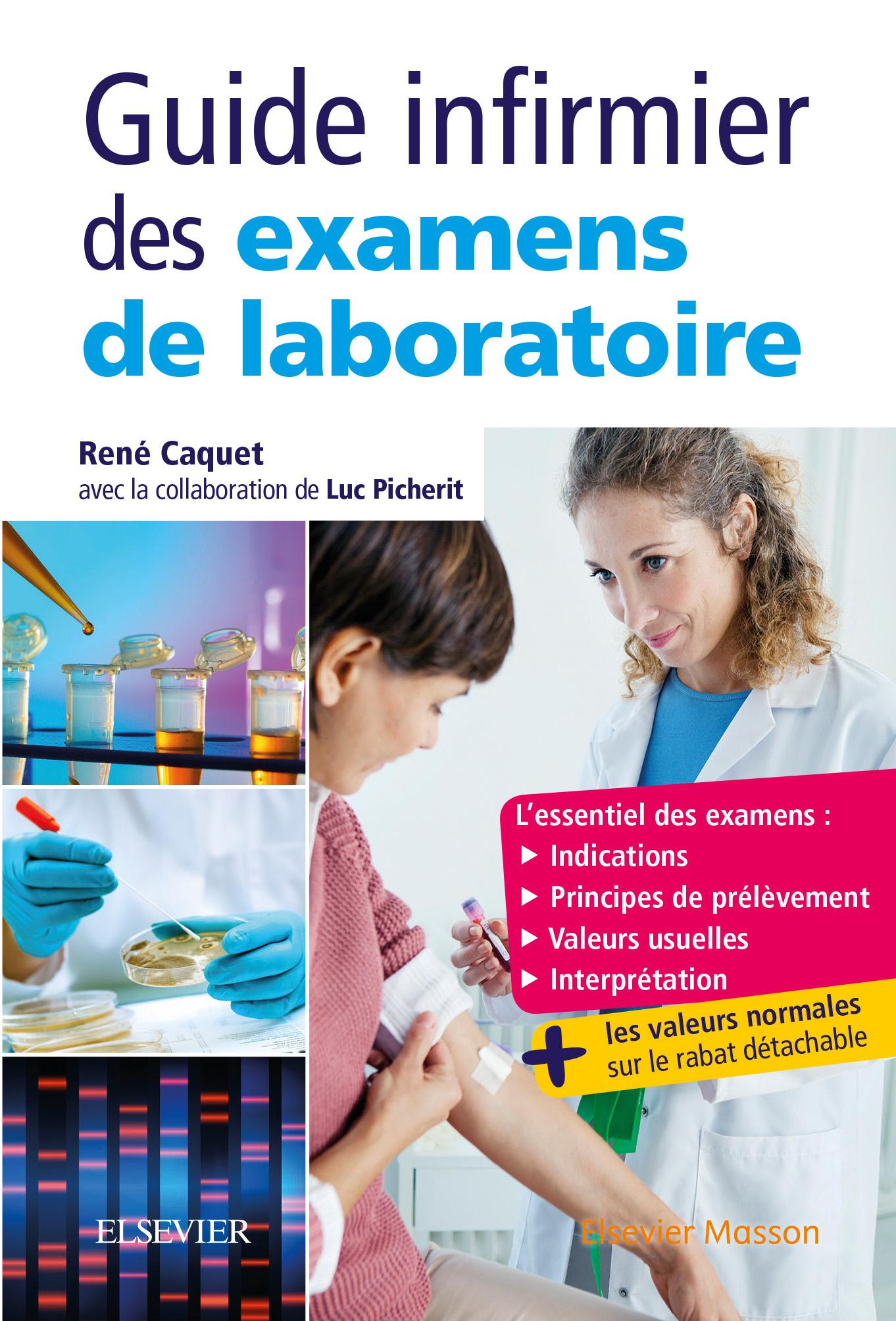 Le Guide Infirmier des Examens de Laboratoire