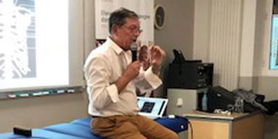 Conférence de Michel Dufour à l'IFMK de Dax