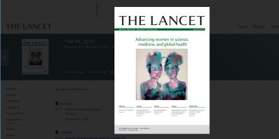 The Lancet targets the gender gap in science, medicine and global health