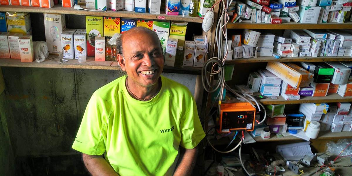 Bimol Krishno Das