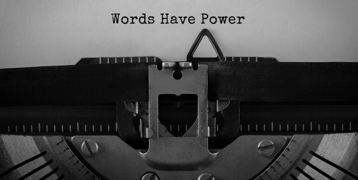 words are power image