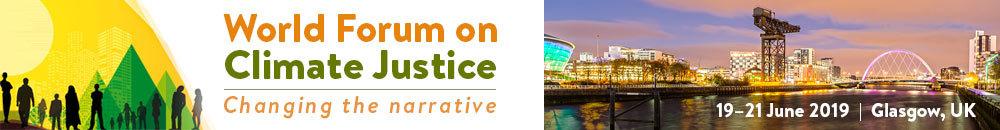 World Forum on Climate Justice