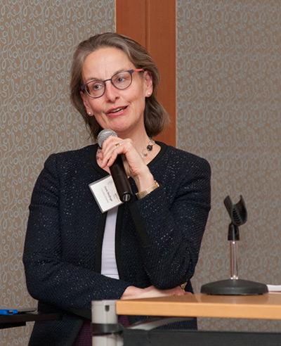 Ursula Staudinger, PhD, is a lifespan psychologist and Director of the Robert N. Butler Columbia Aging Center at Columbia University.