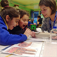 Science and language learning go hand-in-hand in program for schools