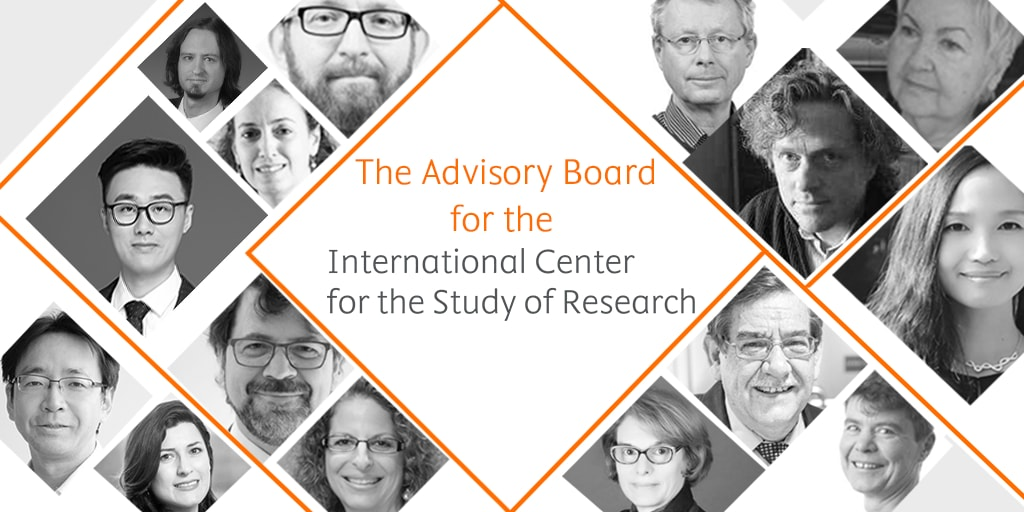 The Advisory Board for the International Center for the Study of Research