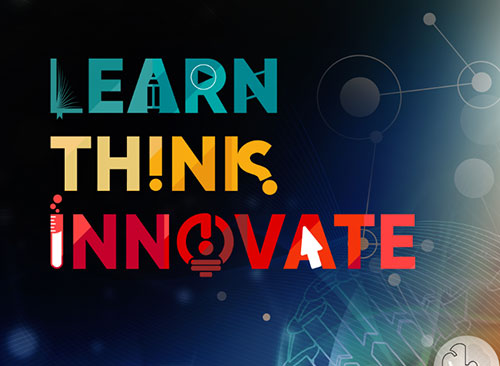 learn, think and innovate