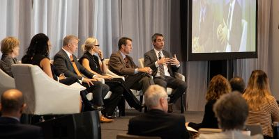 Collaboration across sectors is key to advancing healthcare, experts say