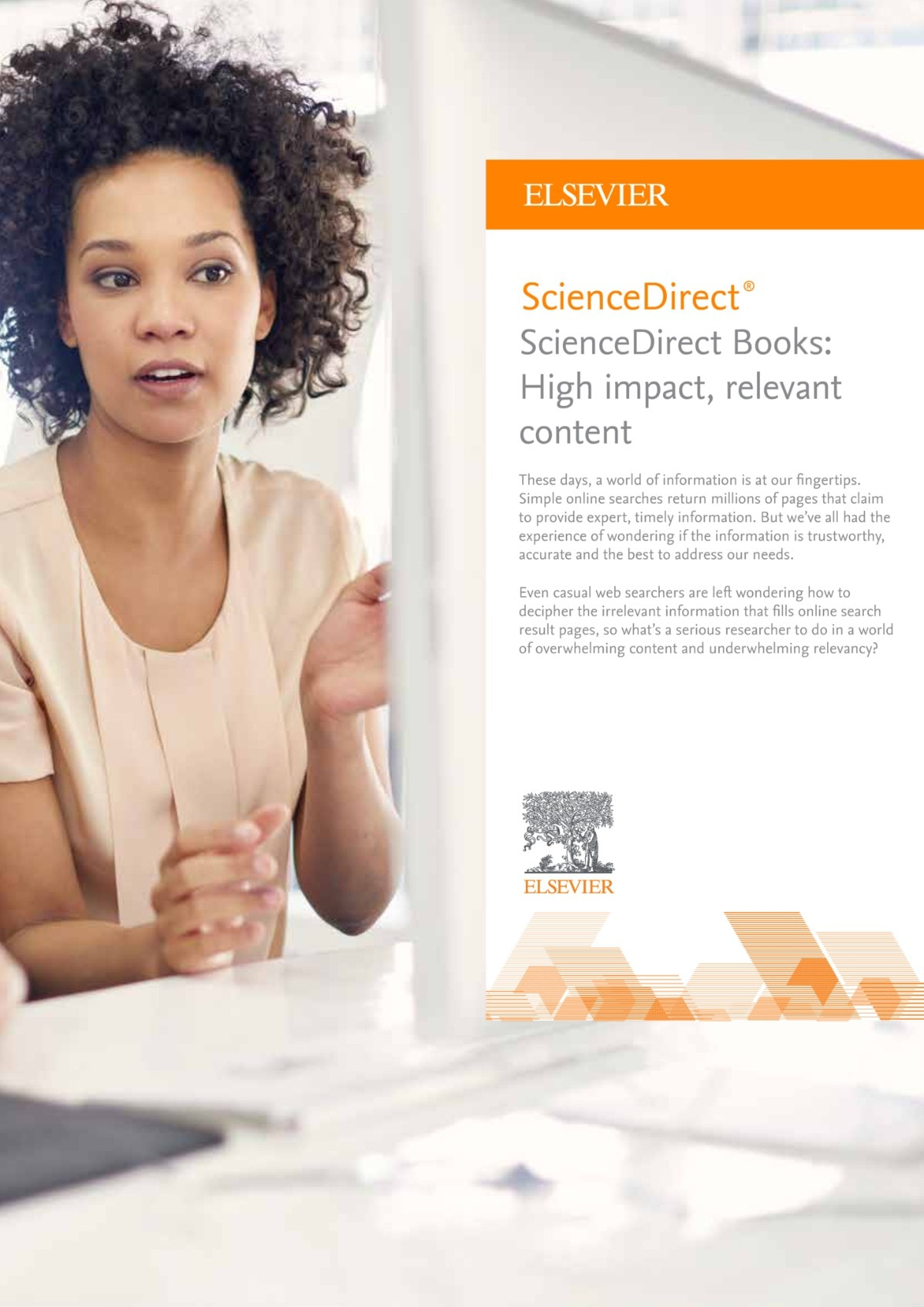 Elsevier   Download the SD Books brochure