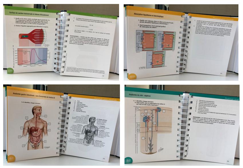 études de médecine ouvrages