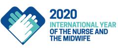 WHO Year of the Nurse logo