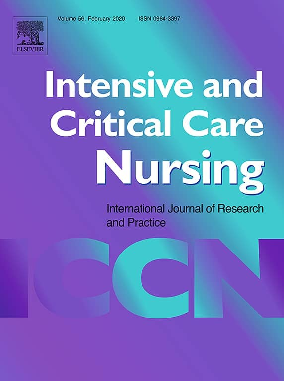 cover--Nursing Journal - ScienceDirect | Elsevier Solutions