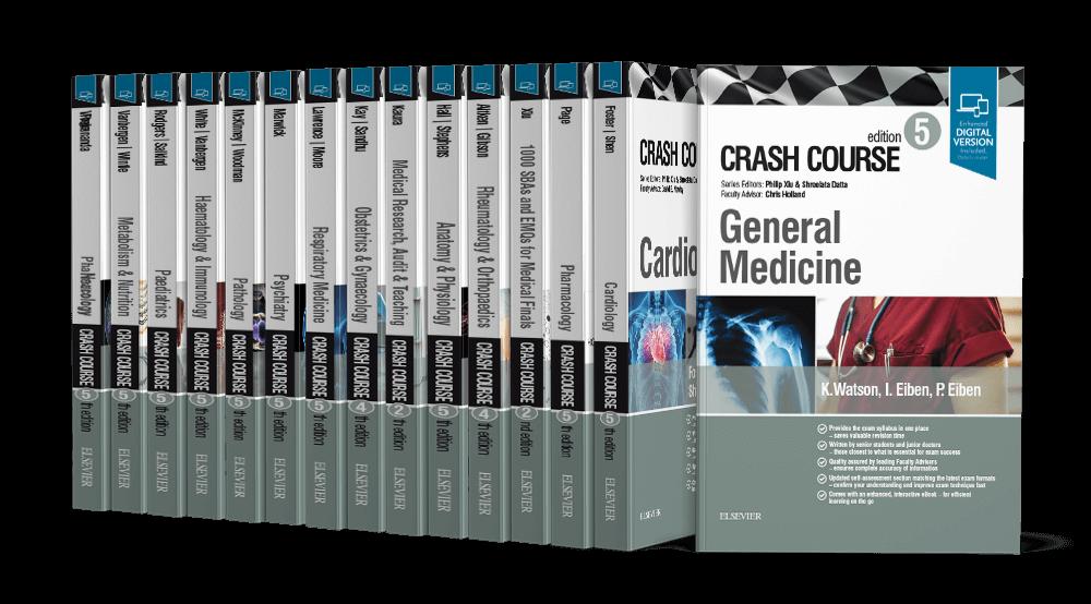 Crash Course series General Medicine