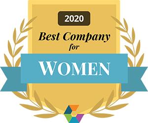 Comparably Women Award 2020
