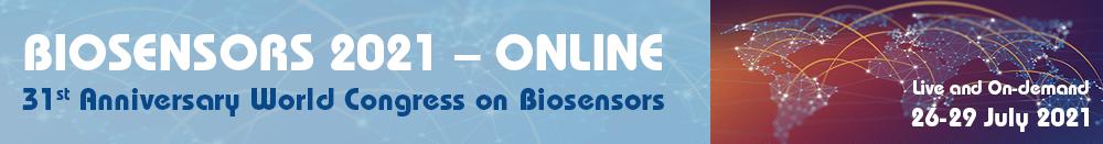 Anniversary World Congress on Biosensors