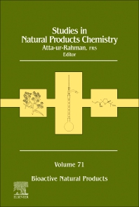 Studies in Natural Products Chemistry book series cover image