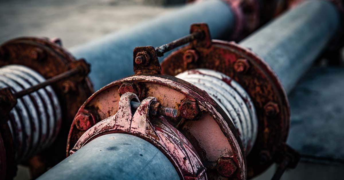 pipeline corrosion image