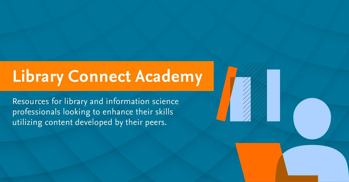 Elsevier Library Connect Academy web banner   Elsevier