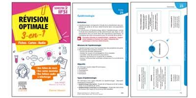 Semestre 2 IFSI :  la révision optimale de tout le programme