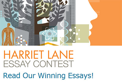 Harry Lane Essay Contest awards site