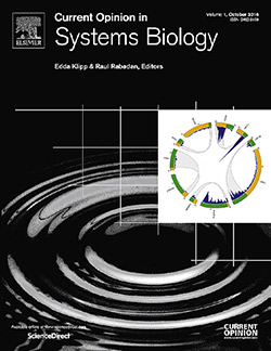 Current Opinion in Systems Biology journal cover