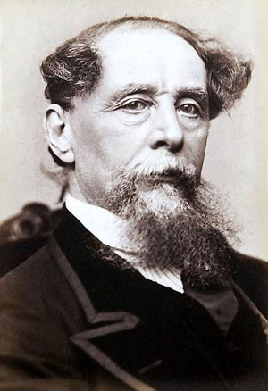 Charles Dickens, Circa 1867-68, by Jeremiah Gurney (Heritage Auction Gallery)