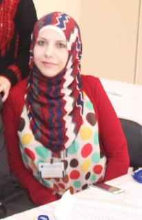 Lubna Amro