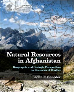 Dr. Shroder's new book is due out in July.
