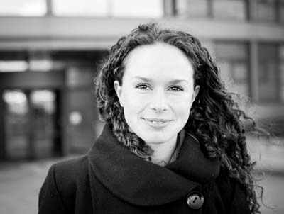 Physicist Kate Shaw, PhD
