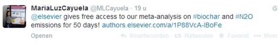 Marialuz Cayuela tweet