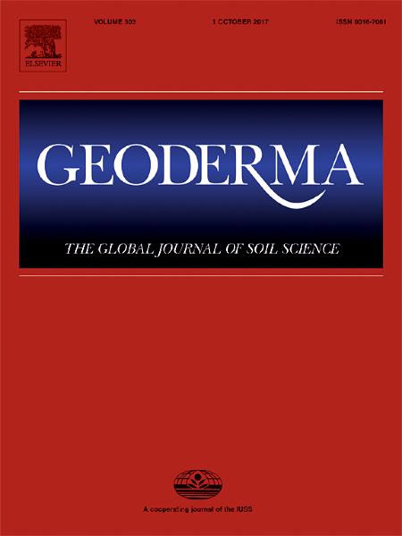 Geoderma Journal Elsevier