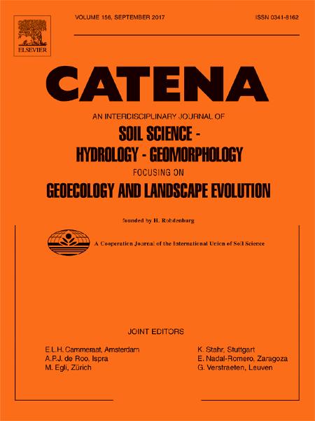 CATENA - Journal - Elsevier