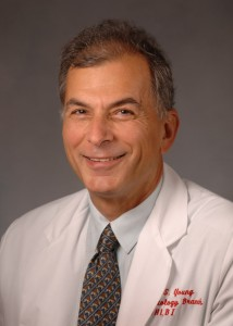 Neal S. Young, MD, won the  Samuel J. Heyman Service to America Award