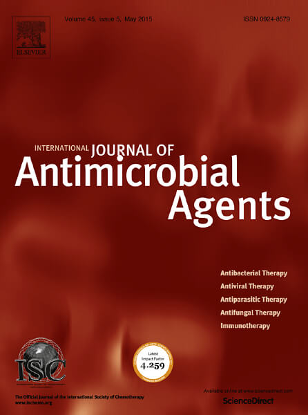 International Journal of Antimicrobial Agents