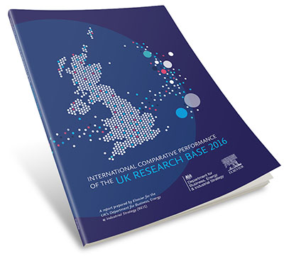 International Comparative Performance of the UK Research Base 2016