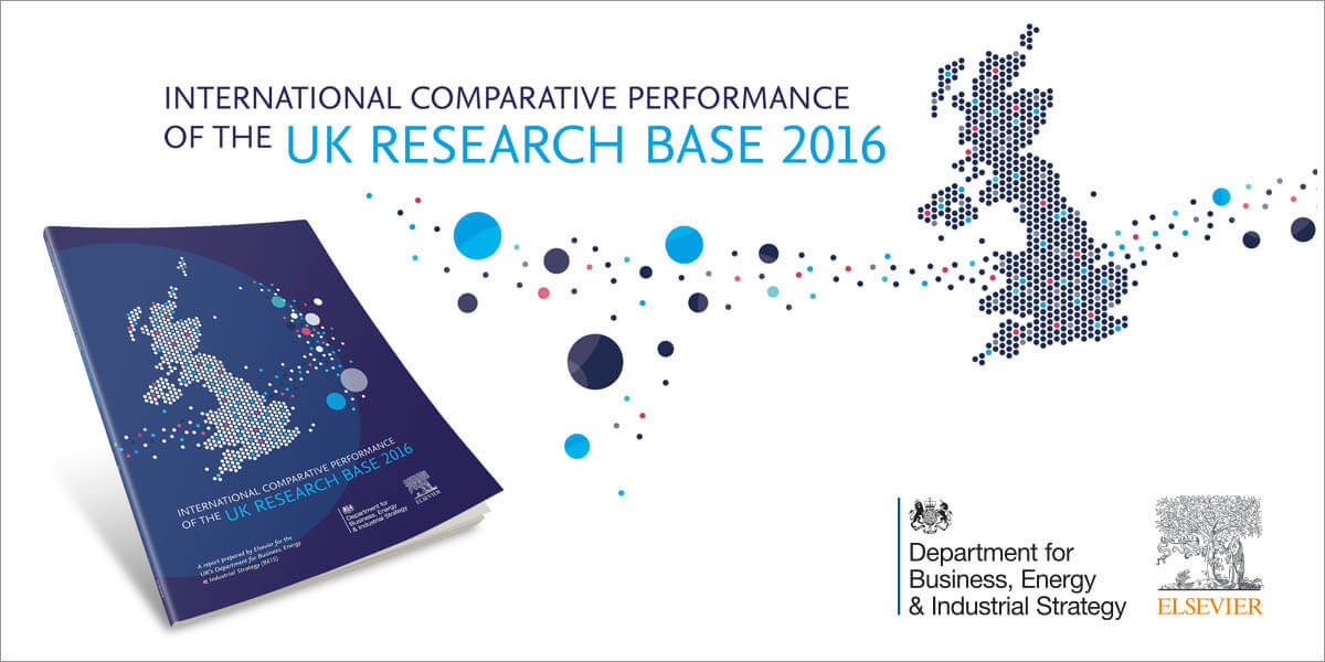 Report compares UK's research performance with key nations