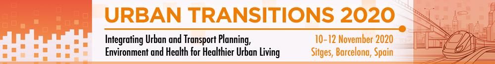 Urban Transitions 2018