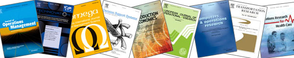 Decision Sciences journals