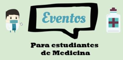 Los principales congresos y eventos para estudiantes de medicina