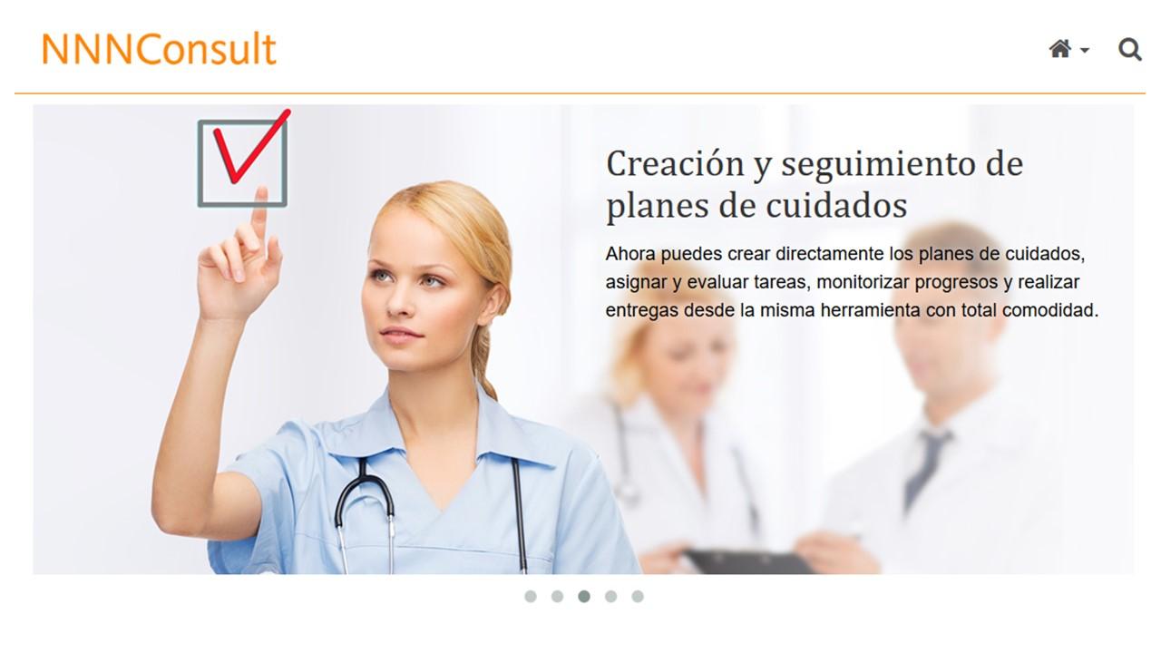 NNNConsult, la herramienta online que mejorará los planes de cuidados en Enfermería