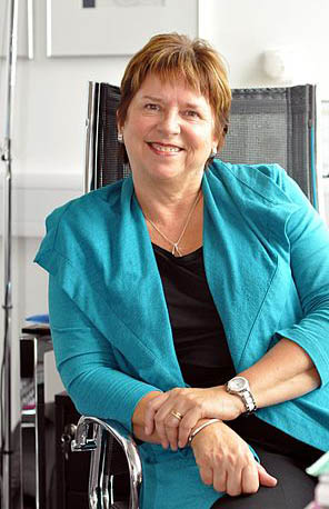 Prof. Dame Wendy Hall, PhD (Photo by The Web Science Trust  CC BY 3.0 via Wikimedia Commons)