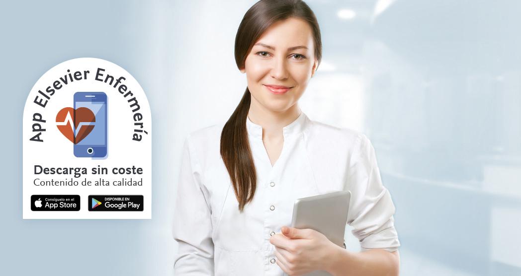 Ahorra tiempo en clase y en tus prácticas de hospital con la nueva App Elsevier Enfermería