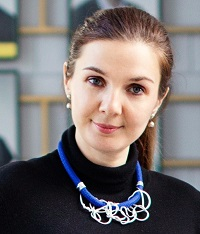 Yulia Falkovich portrait