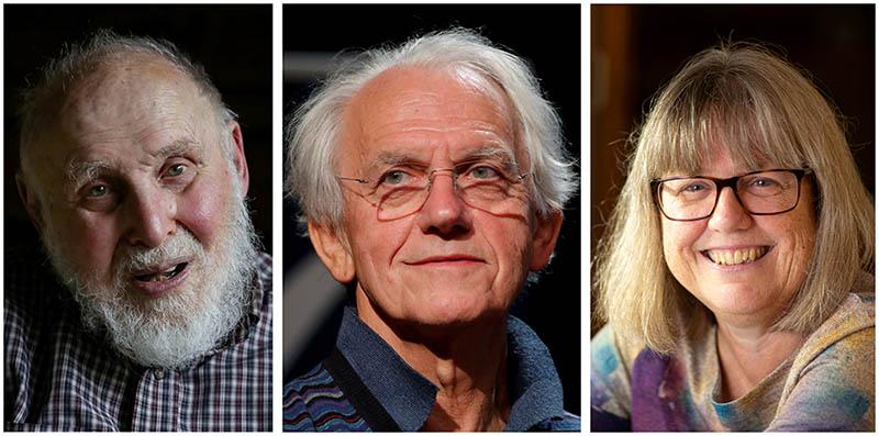 Premios Nobel Física