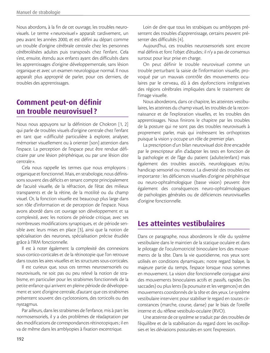 La 4e édition du Manuel de strabologie paraîtra le 9 mai_8