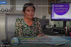 Allergie : le Professeur Jocelyne Just explique le mécanisme sur e=M6
