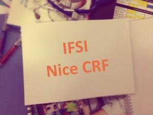 Johana nous présente son IFSI de Nice CRF